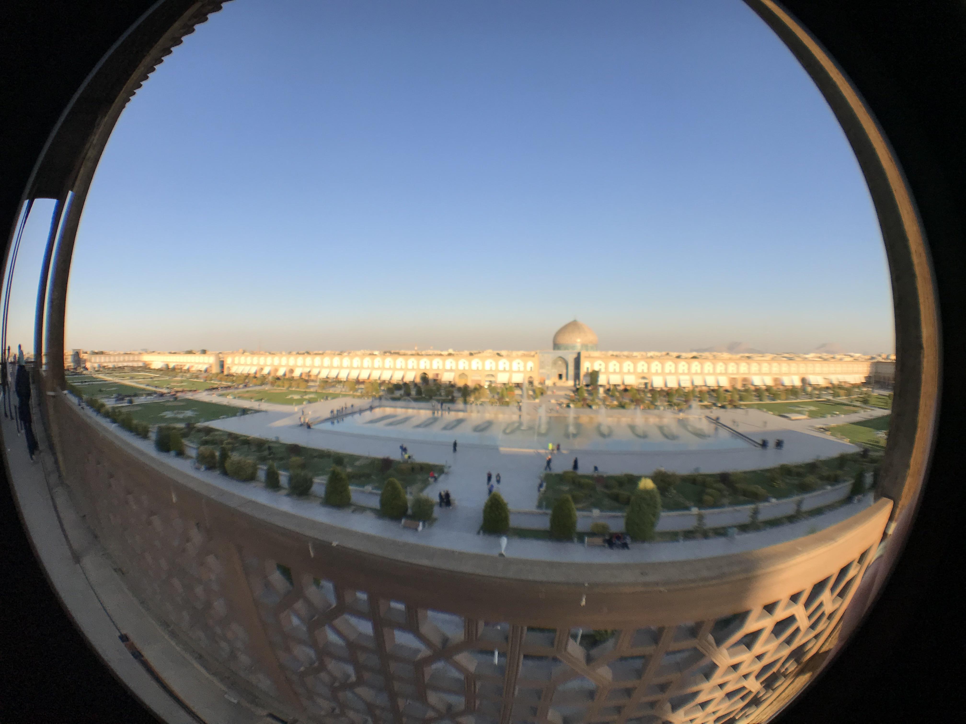イスファハーン イマーム広場