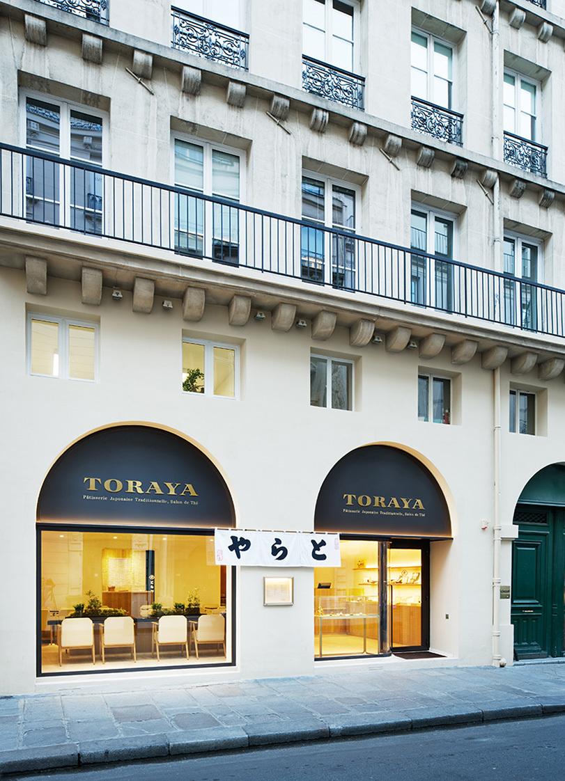 TORAYA Paris
