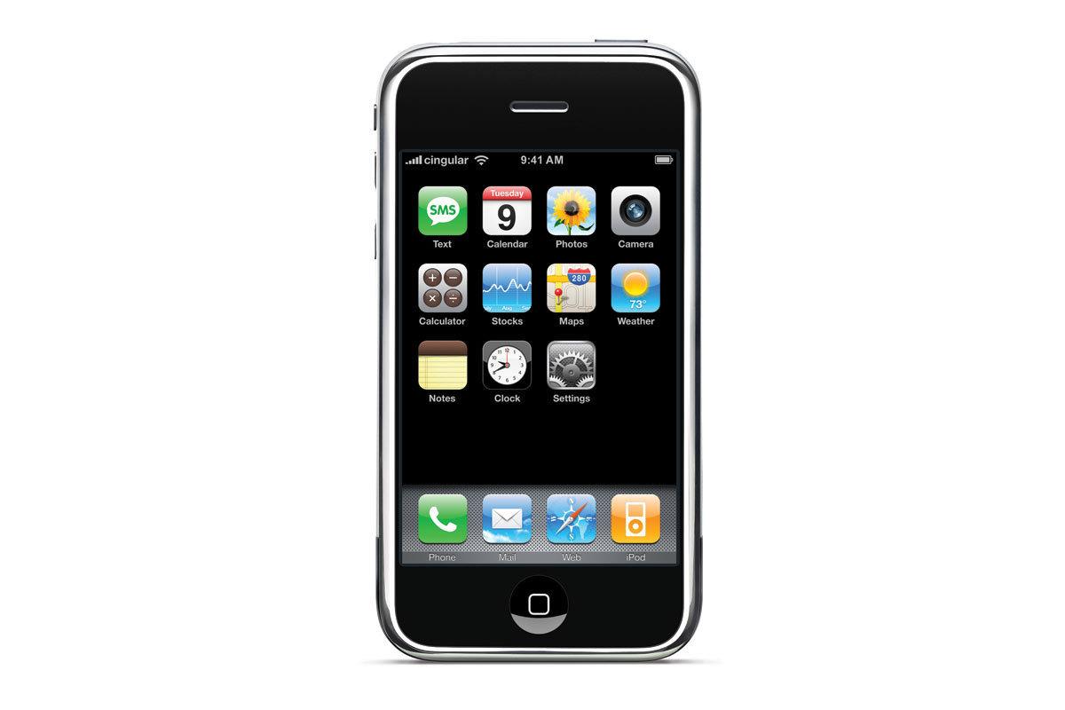 Apple iPhone 初代