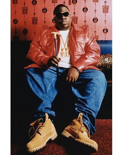 Notorious B.I.G. ティンバーランド