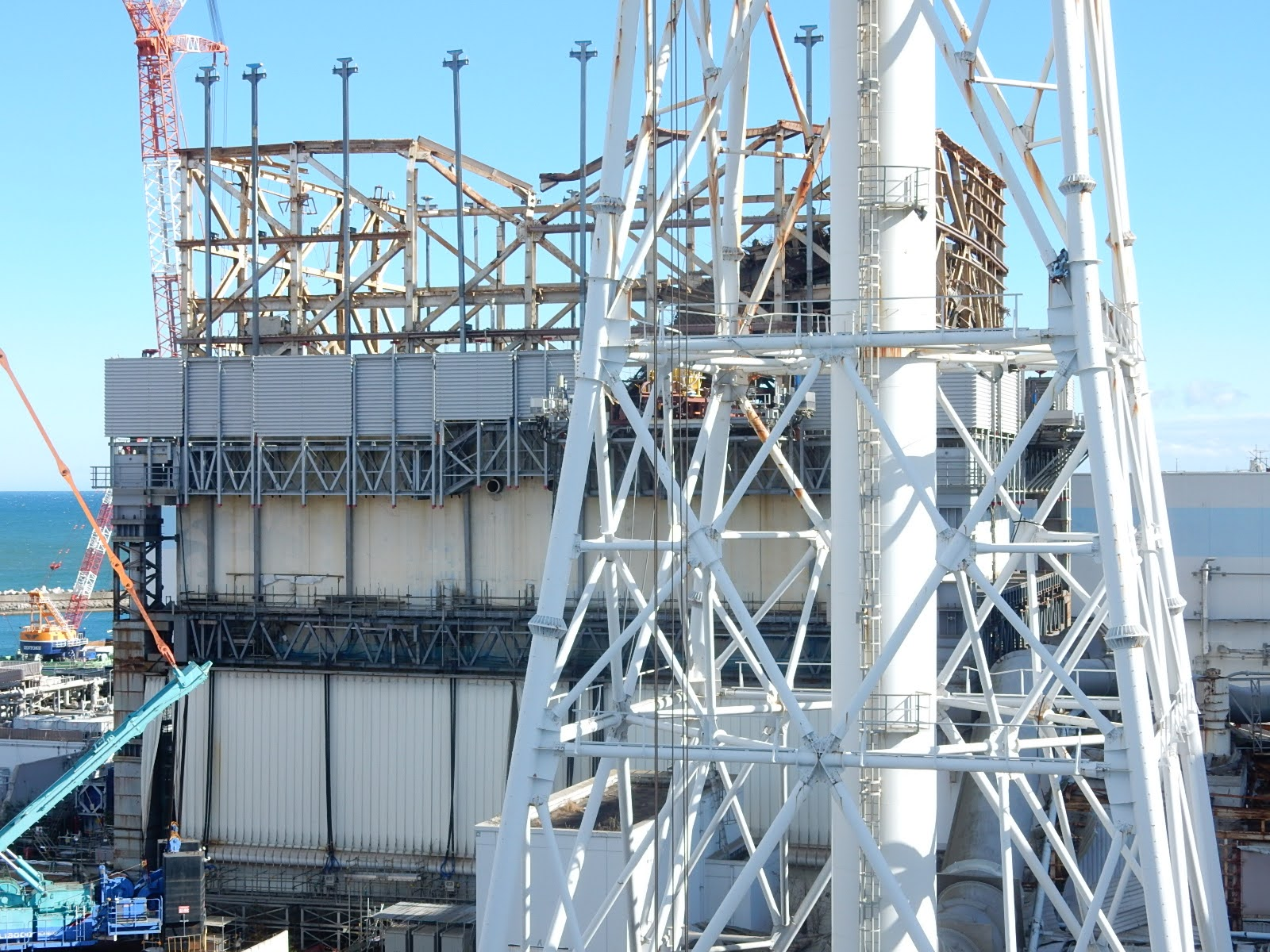 福島第一原子力発電所事故 一号機