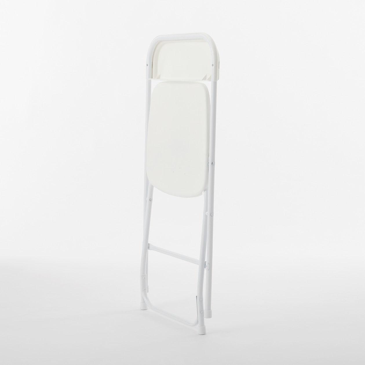 無印良品 パイプ椅子