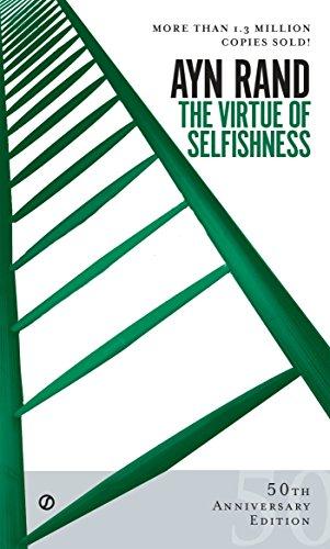 Ayn Rand(1964)『The Virtue of Selfishness』Signet