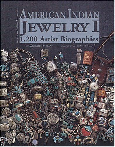 Gregory Schaaf(2003)『American Indian Jewelry I 1,200 Artist Biographies』Ciac Pr