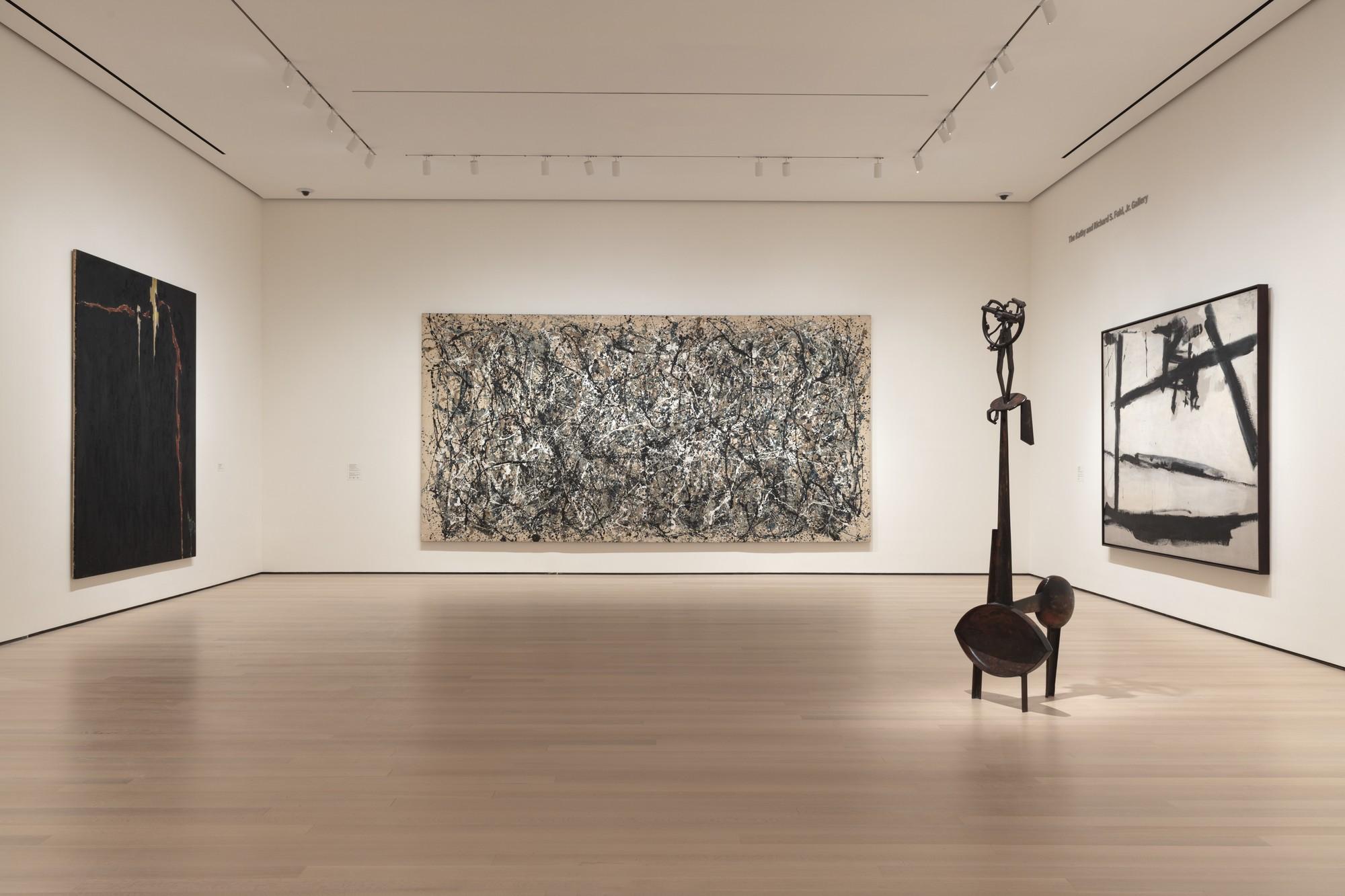 ジャクソン・ポロック MoMA